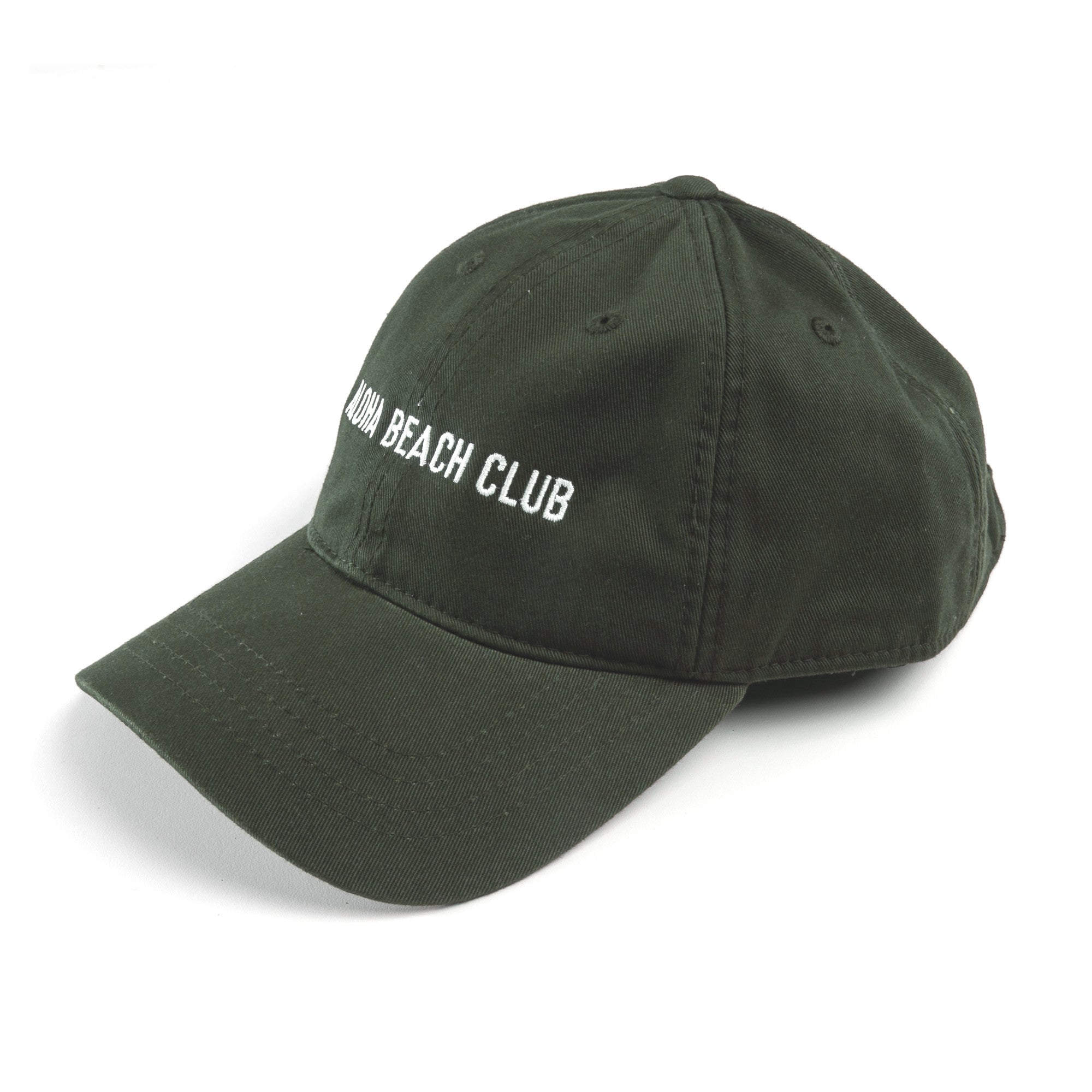 Aloha Beach Club - ABC Polo Cap Military - Aloha Beach Club