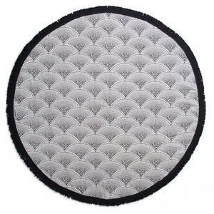 The Beach People - Amarroo Round Towel