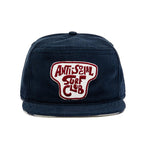The Ampal Creative - Anti Social Snapback Navy