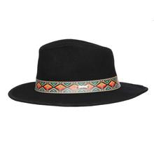 Legendary - Aztec Wide Brim Black