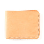 Shoots - Natural Bi-fold Wallet