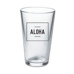 Aloha Beach Club -  Boxer Pint Glass - Aloha Beach Club