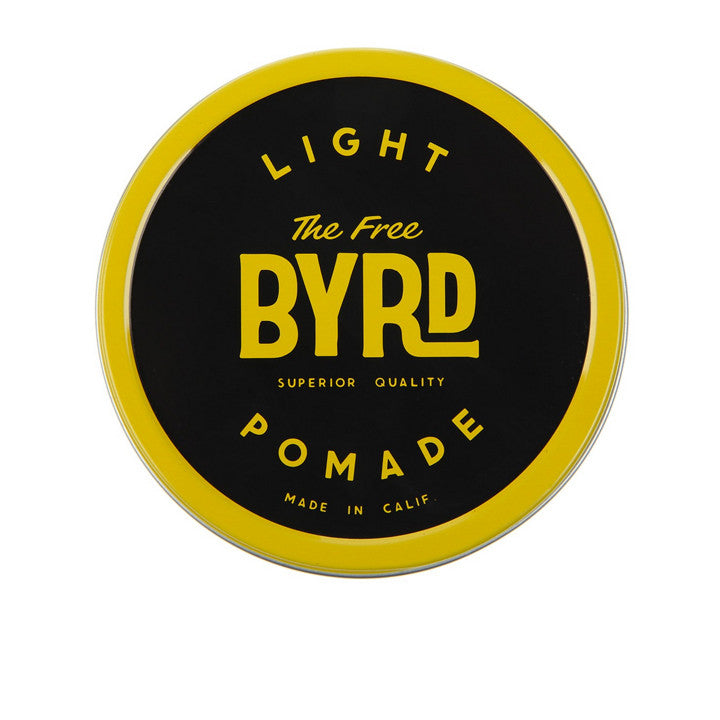 BYRD - Light Pomade 3oz