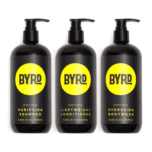 BYRD - Bath Trio