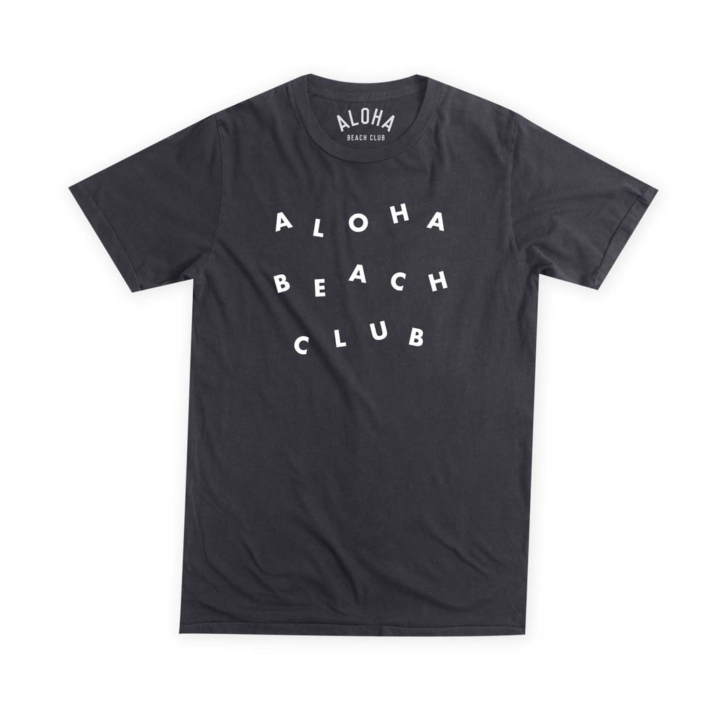 Aloha Beach Club - Circus Tee Black - Aloha Beach Club