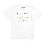 Aloha Beach Club - Circus Tee White - Aloha Beach Club