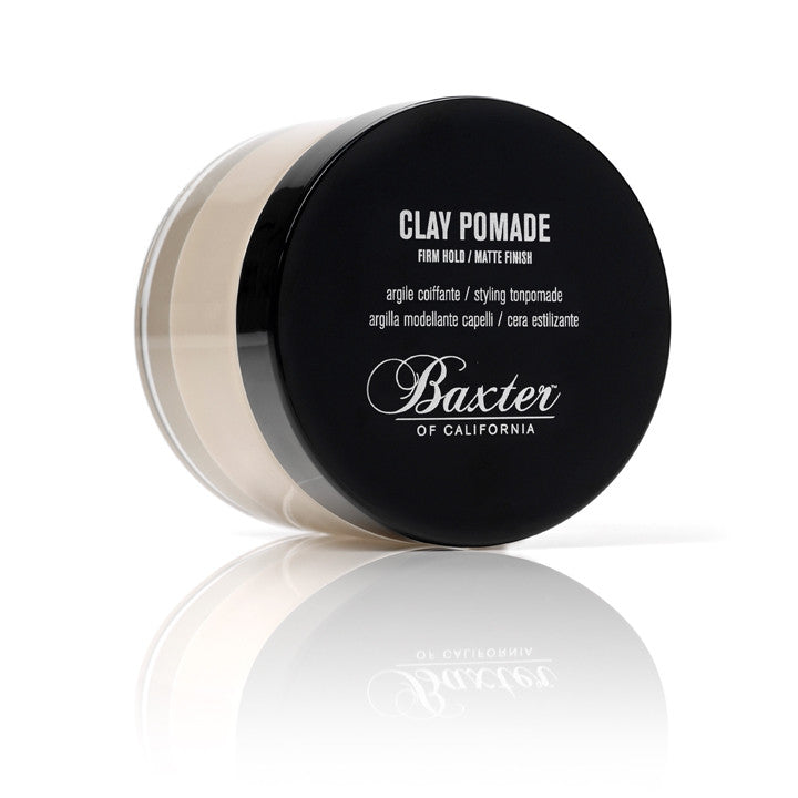 Baxter of California - Clay Pomade - Aloha Beach Club