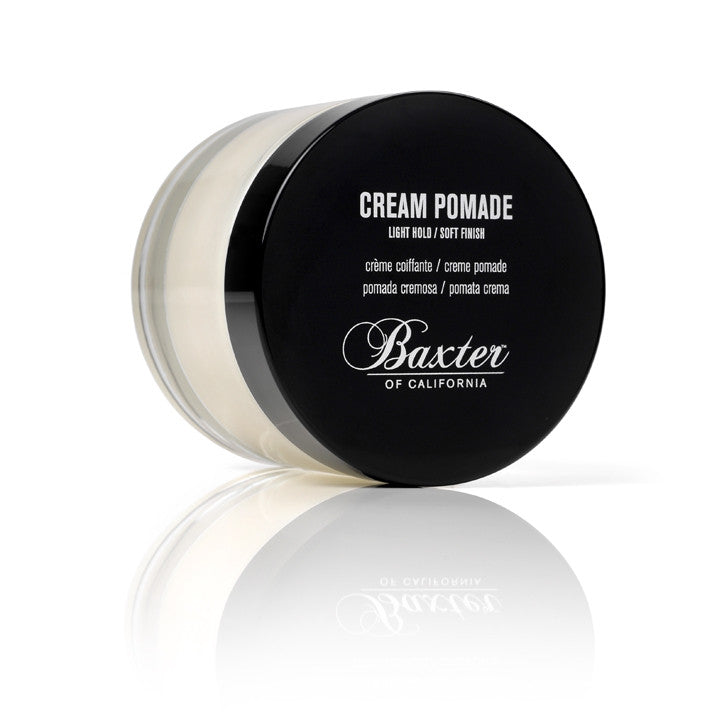 Baxter of California - Cream Pomade - Aloha Beach Club