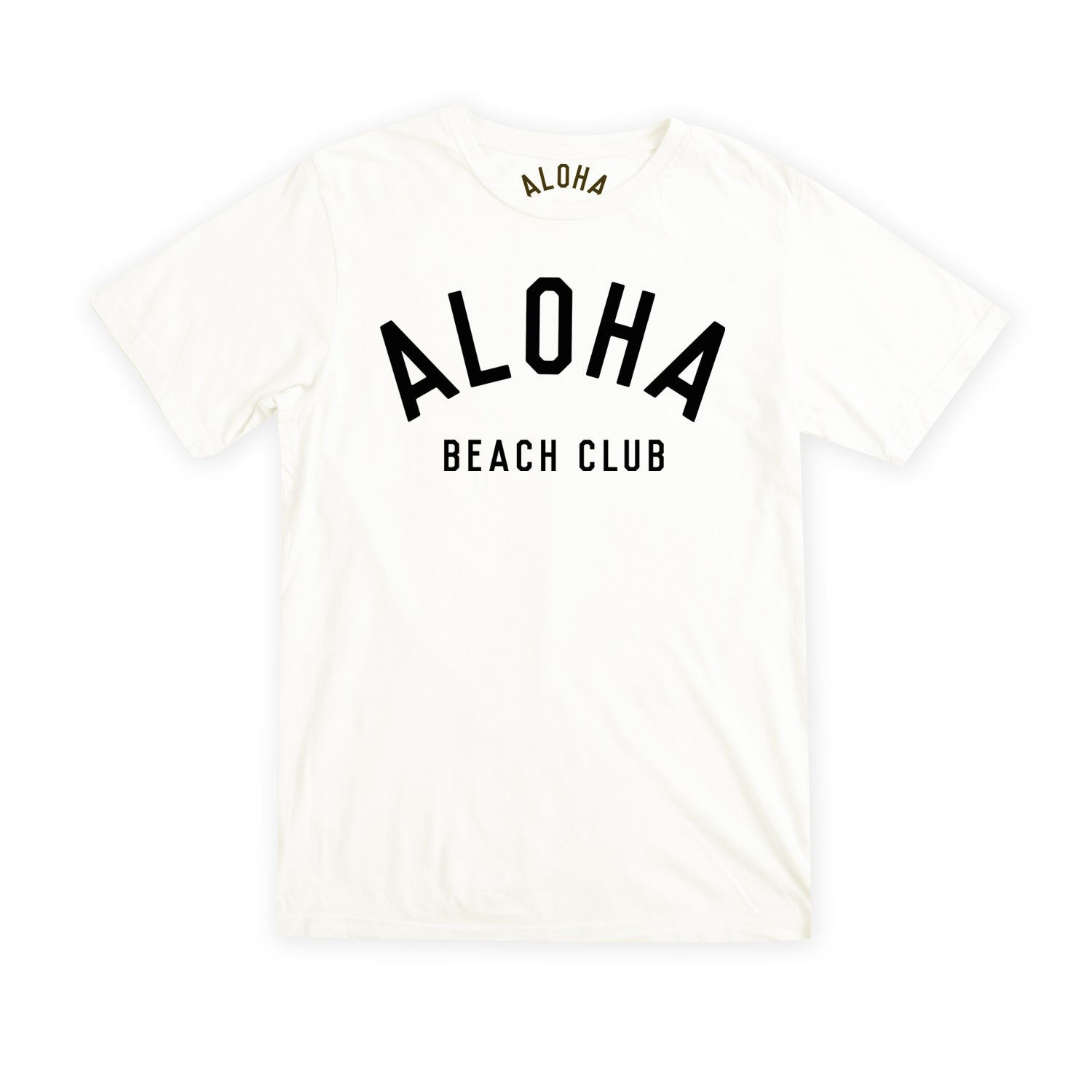 Aloha Beach Club - Crew Tee natural - Aloha Beach Club