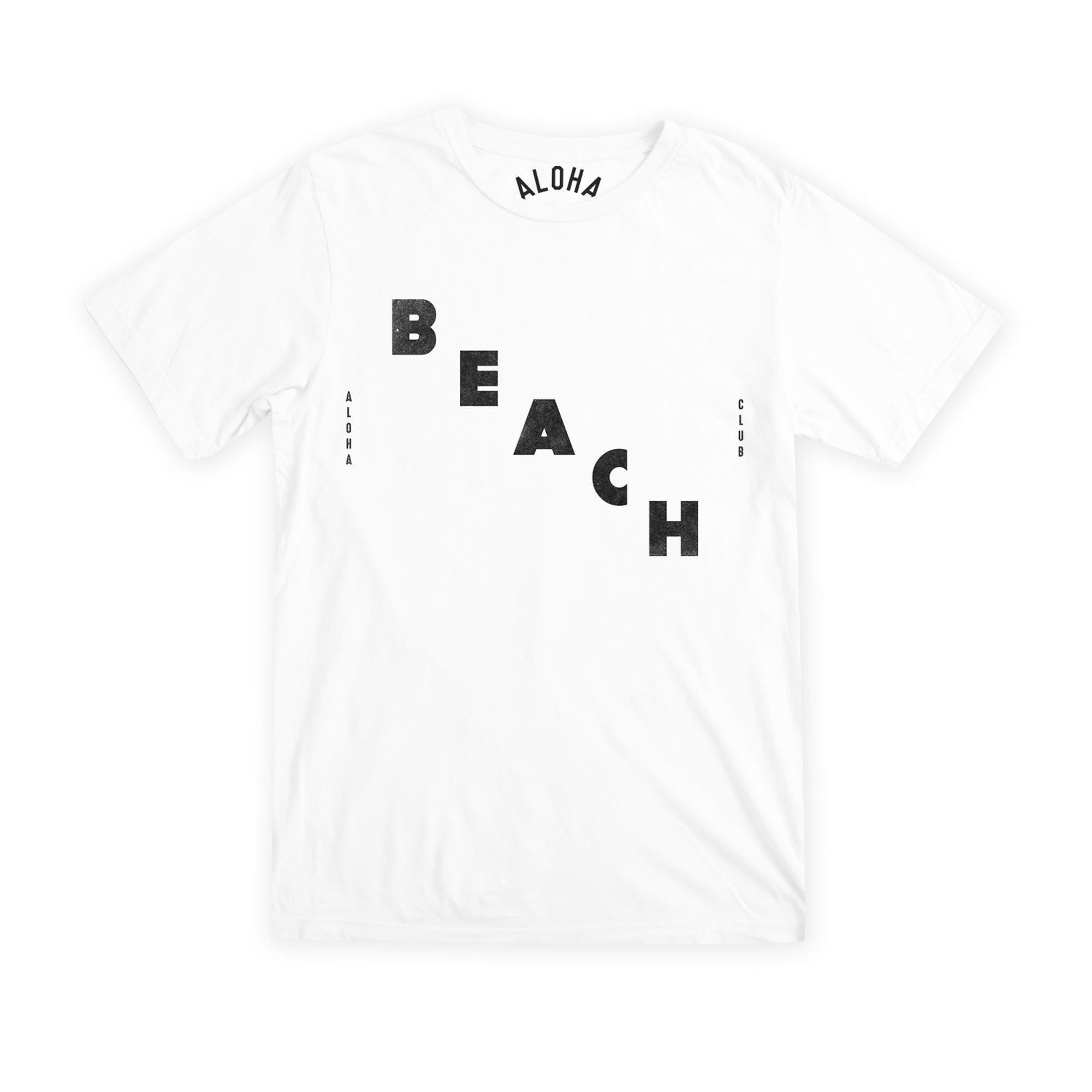 Aloha Beach Club - White Dagger Tee - Aloha Beach Club