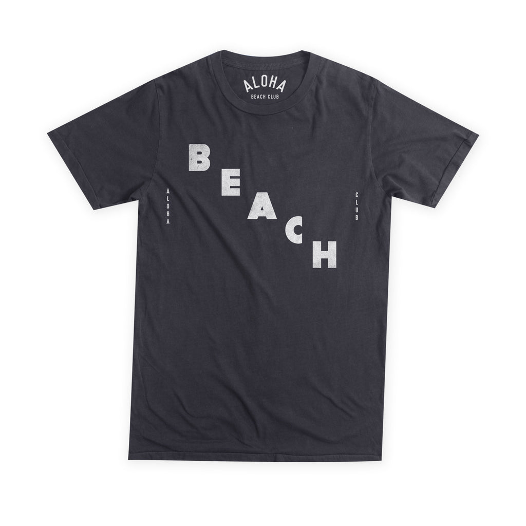 Aloha Beach Club - Black Dagger Tee - Aloha Beach Club