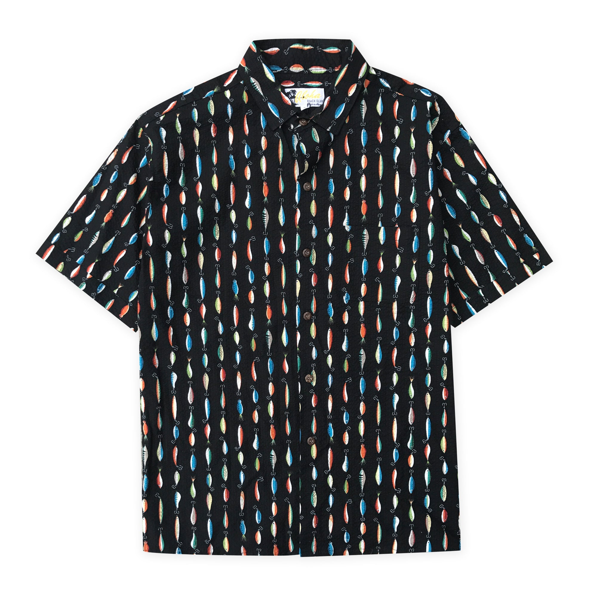 Aloha Beach Club - Del Sur Short Sleeve Aloha Shirt - Aloha Beach Club