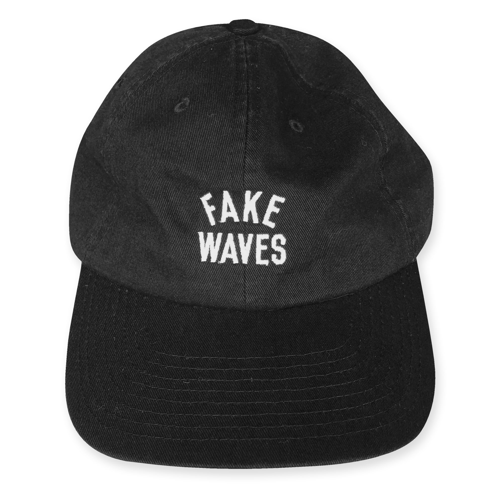 Aloha Beach Club - Fake Waves Cap Black - Aloha Beach Club