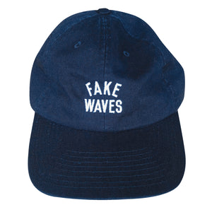 Aloha Beach Club - Fake Waves Cap Navy - Aloha Beach Club
