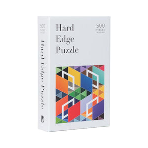 W&P - Hard Edge Puzzle