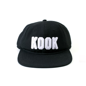 Shoots - Kook Cap in Black and White