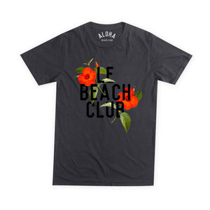 Aloha Beach Club - Le Beach Tee Black - Aloha Beach Club