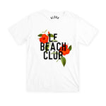Aloha Beach Club - Le Beach Tee White - Aloha Beach Club