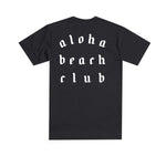 Aloha Beach Club - League Tee Black - Aloha Beach Club