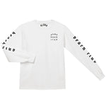 Aloha Beach Club - League Long Sleeve White - Aloha Beach Club