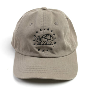 Aloha Beach Club - Trops Polo Cap Military Green - Aloha Beach Club