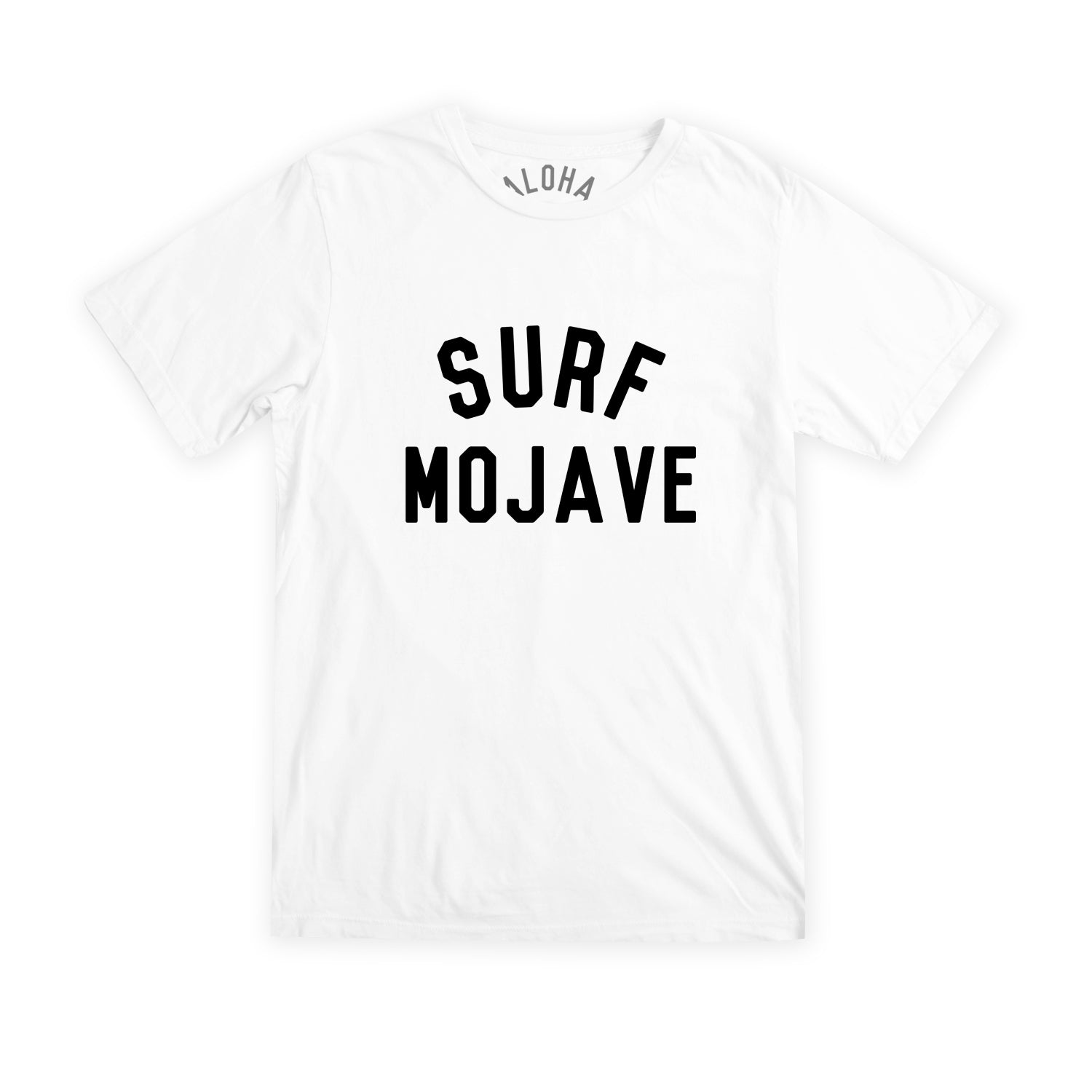 Aloha Beach Club - Surf Mojave Black on White - Aloha Beach Club