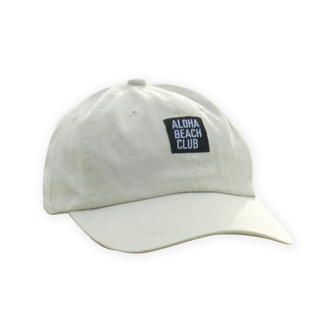Aloha Beach Club - Moonshine Dad Hat Natural - Aloha Beach Club