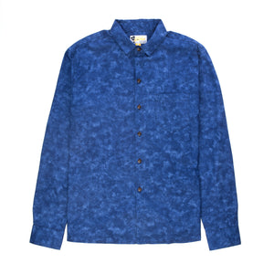 Aloha Beach Club - Opua Washed Marble Long Sleeved Shirt - Aloha Beach Club
