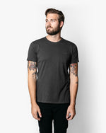 RICHER POORER - Pocket Tee Black