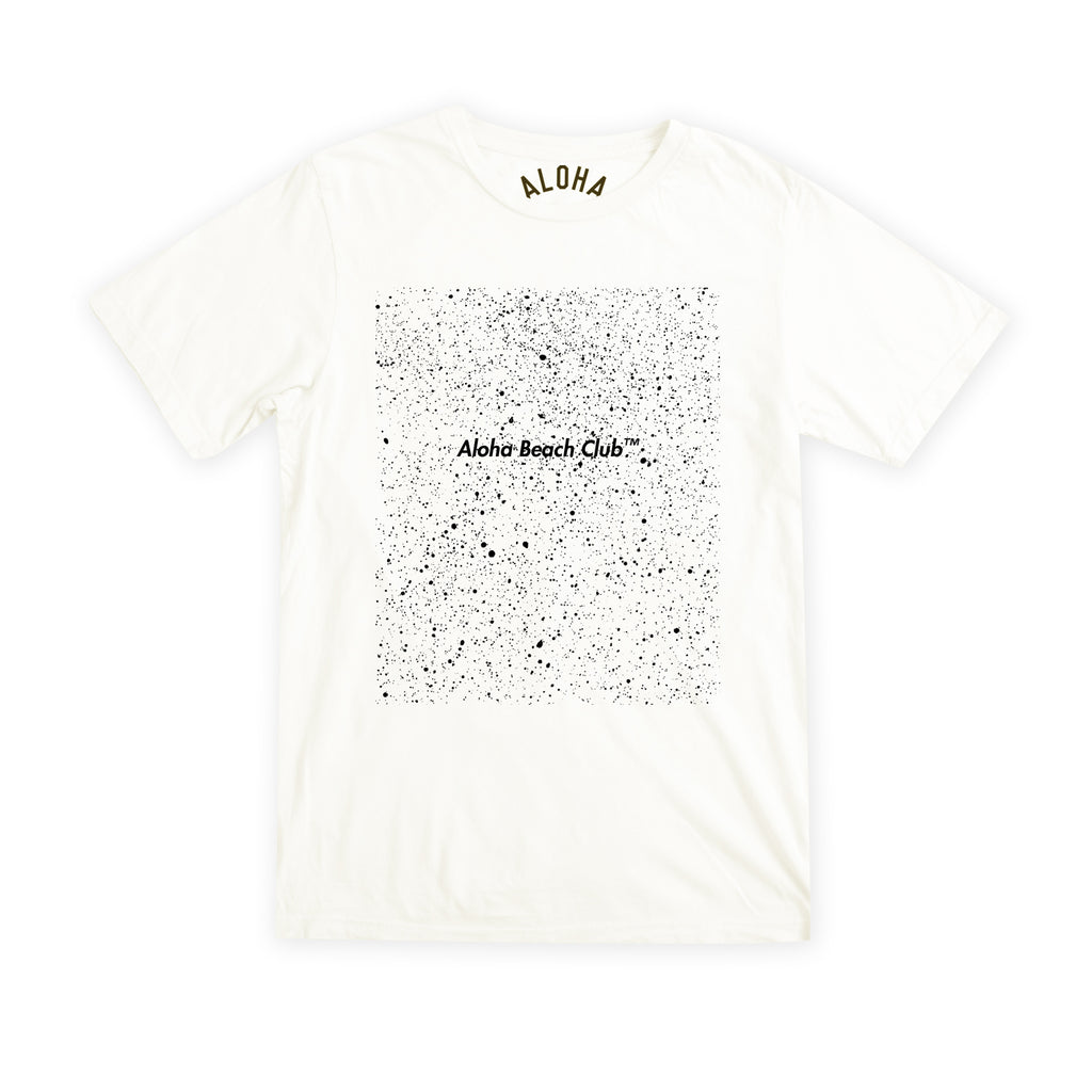 Aloha Beach Club - Natural Pollock Tee - Aloha Beach Club