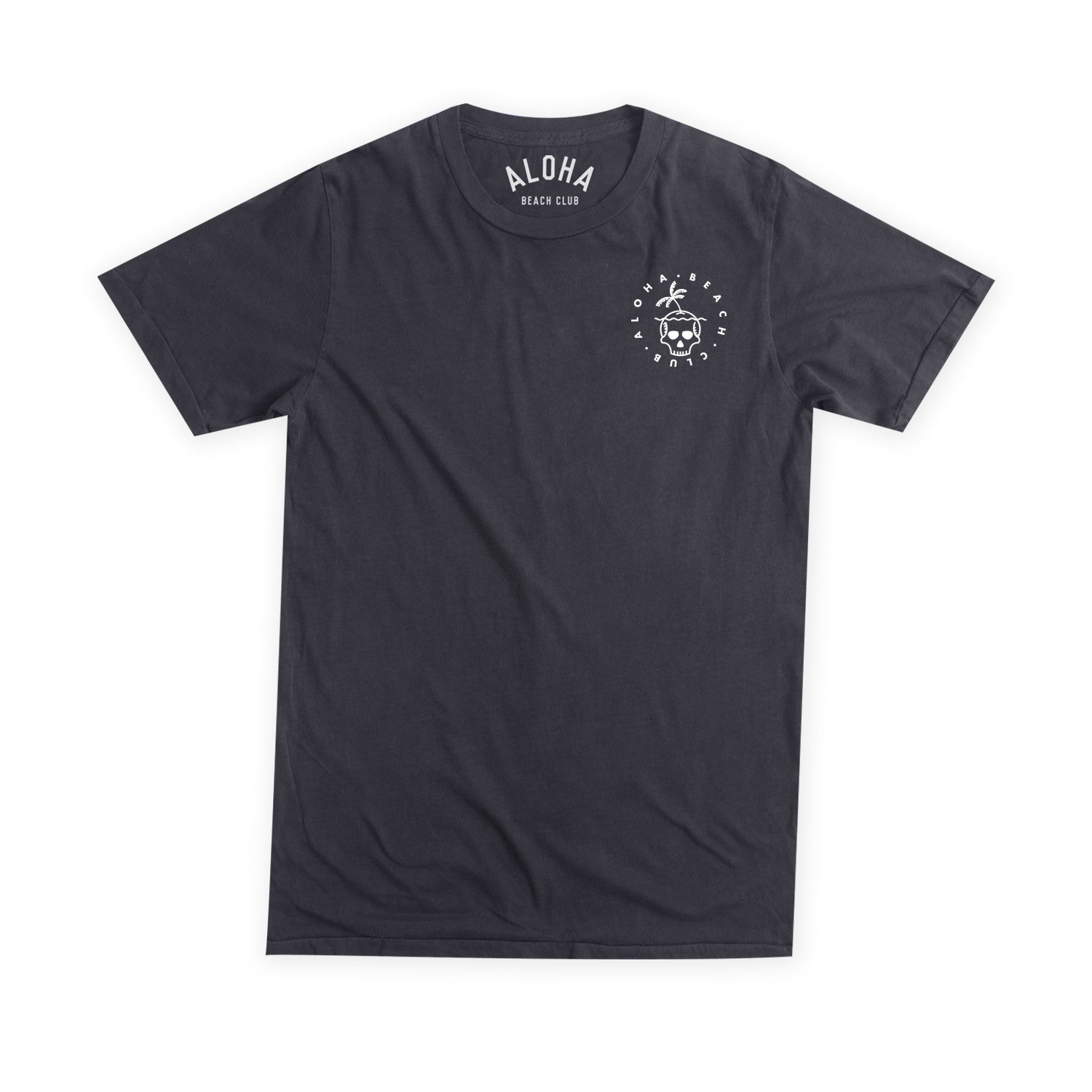 Aloha Beach Club - Sand Island Tee Black - Aloha Beach Club