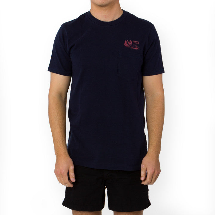 M. Nii - Shop Indigo T-Shirt