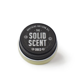 Brothers Artisan Oil - The Solid Scent Obed