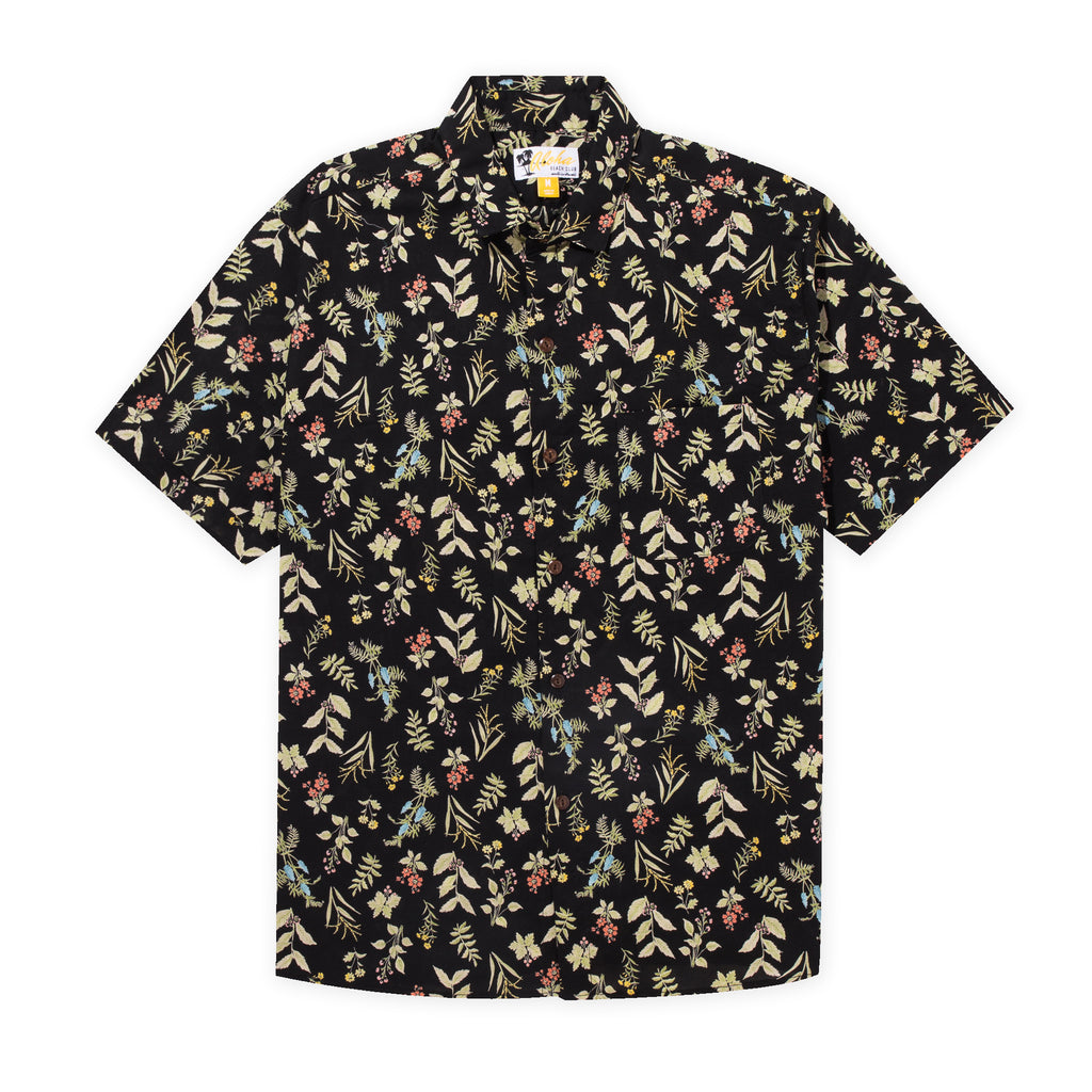 Aloha Beach Club - Mauna Short Sleeve Aloha Shirt - Aloha Beach Club