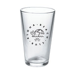 Aloha Beach Club -  Tribe Tropical Pint Glass - Aloha Beach Club