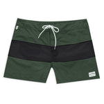 Aloha Beach Club - Tucker Trunk Black and Military - Aloha Beach Club