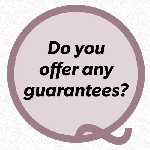 FAQ-Jackson's-guarantees