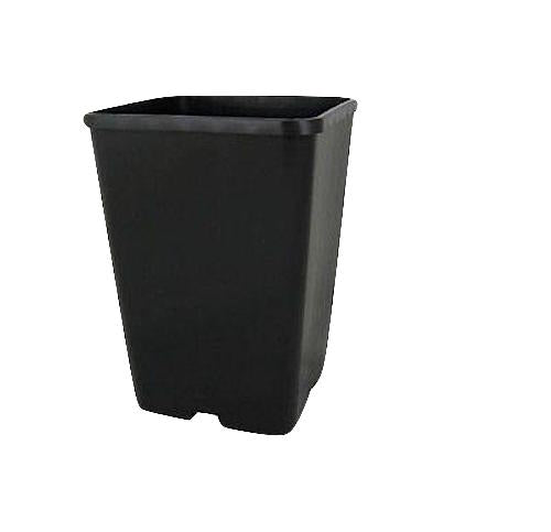140mm Square Garden / Plant Pot - Great for Cirtus / Rose