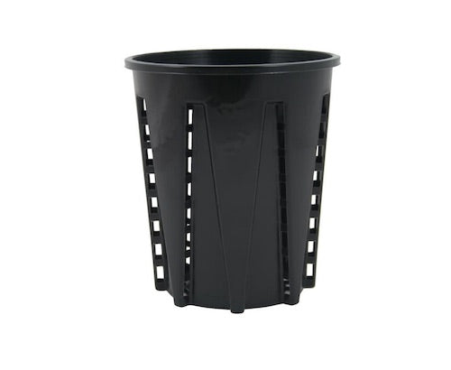 140mm Anti-Spiral Garden Pots 1.6L -  Eliminates Root Circling, Strong Plant Growth