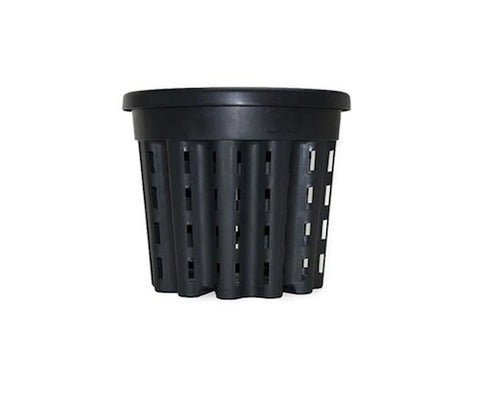 160mm Anti-Spiral Garden Pots 3L - Eliminates Root Circling, Encourage Strong Plant Growth