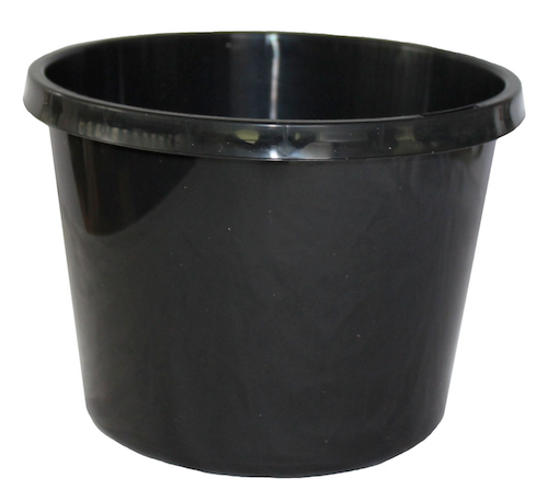 180mm Squat Plant Pot