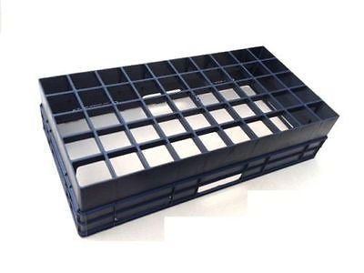 Z  50-Cell Tray for 50mm Garden Tube / Pots - Plant Propagation, Seedling, Cuttings - AusPots Permaculture