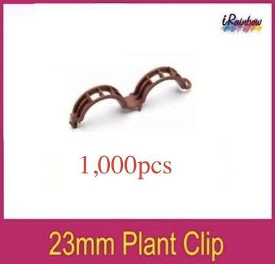 23mm Tomato Clips x 1000pcs
