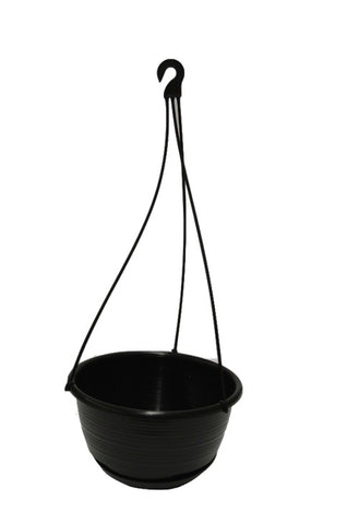 200mm Hanging Basket 10sets or 20sets / Black