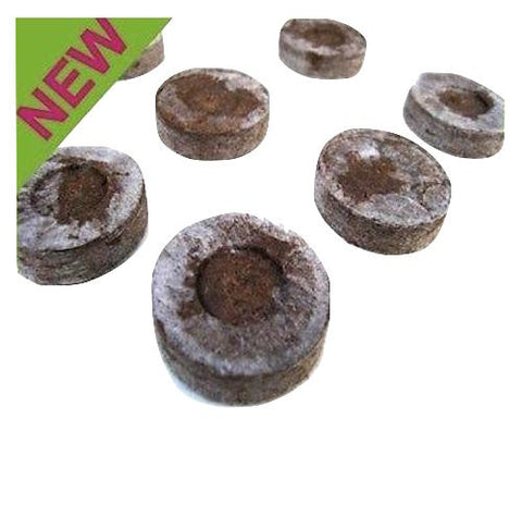 42mm Jiffy Coir Pellets Round