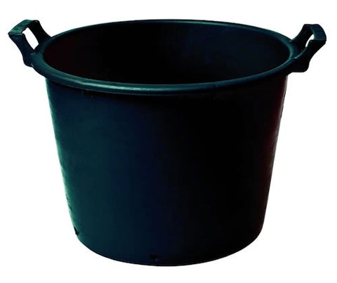 43L / 500mm Round Pots with Handles - PICKUP ONLY