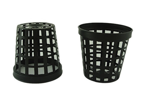 "50mm / 2"" Net Pots - Orchids / Vandaceous/ Hydroponics - Made in Germany / Teku - AusPots"