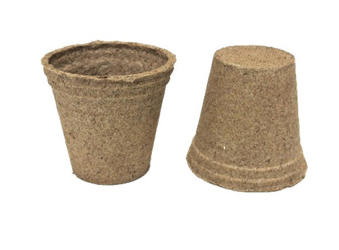 60mm Jiffy Pots (No Drainage Hole NDH ) - Propagation, Seedling, Herbs