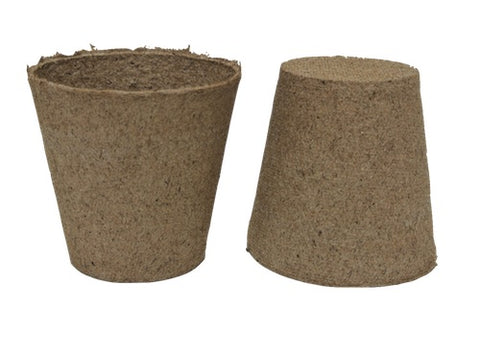 80mm Round Jiffy Pots (NDO)