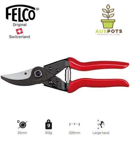 FELCO 5 One-hand pruning shear, Good performance